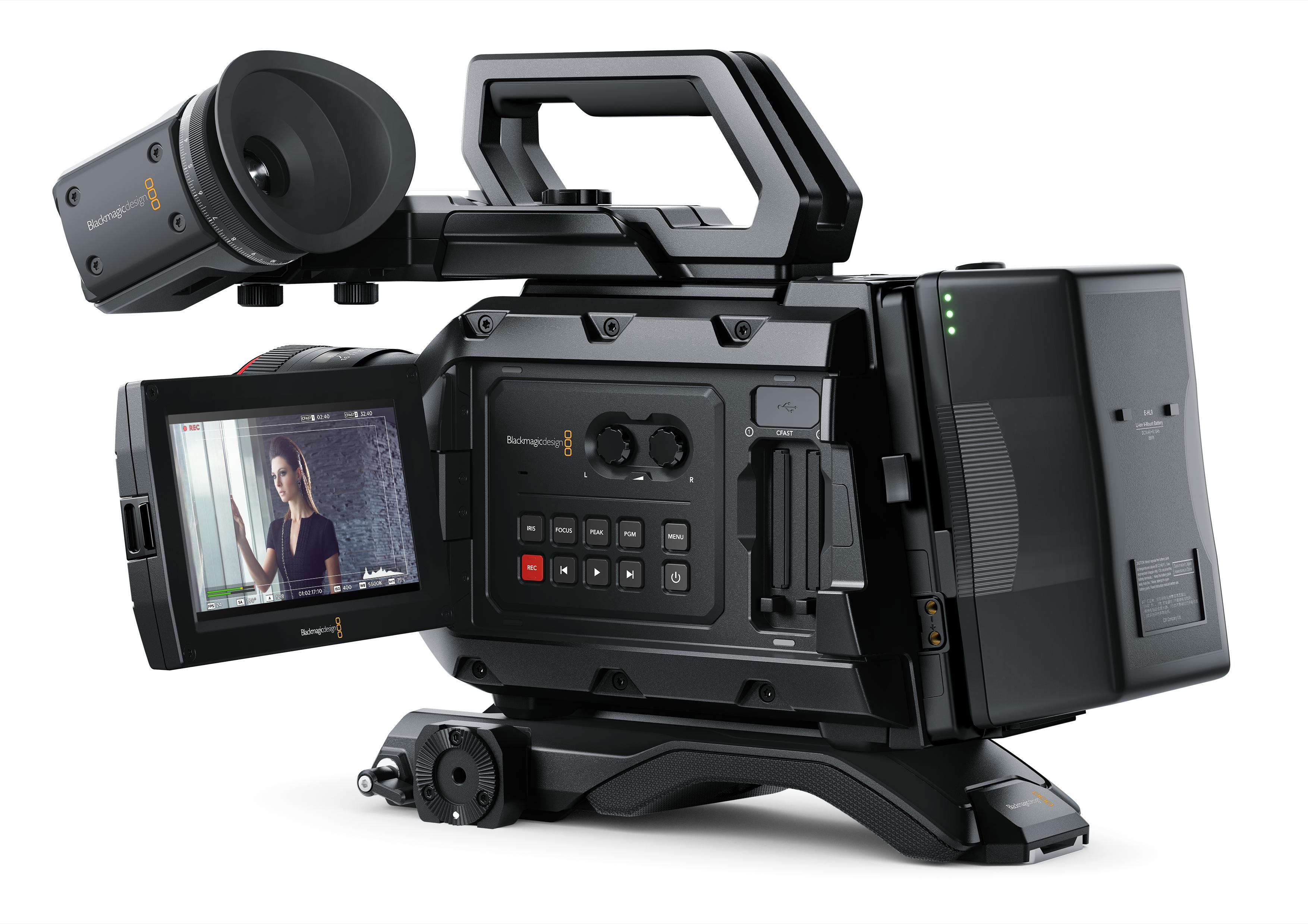 Blackmagic Design Ursa Mini 4k Ef Pro Point